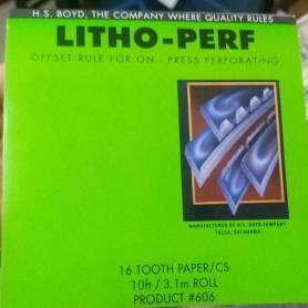 Litho-Perf 10 606