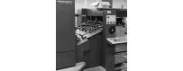 Repuestos para máquinas SM 102 o CD 102